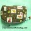 กระเป๋าสตางค์ ขนาดยาว13ซม.สูง10ซม. #055-015 thumbnail 3