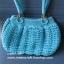 กระเป๋าถือเชือกร่ม รหัสPB008 ก้นกระเป๋า 9x26ซม. สูง 21ซม. thumbnail 2