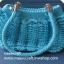 กระเป๋าถือเชือกร่ม รหัสPB008 ก้นกระเป๋า 9x26ซม. สูง 21ซม. thumbnail 3