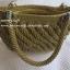 กระเป๋าถือเชือกร่มล รหัสPB027 ก้นกระเป๋า 9x23ซม. สูง 21ซม. thumbnail 5