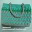 กระเป๋าถือเชือกร่ม รหัส90-004ก้นกระเป๋า 12x26ซม. สูง 22ซม. thumbnail 3