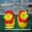 รองเท้าเด็ก #77-004 ขนาด 7ซม. thumbnail 1