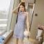 JY21873#เสื้อแฟชั่นสไตล์เกาหลีแบบเรียบหรู thumbnail 1