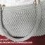 กระเป๋าถือเชือกร่มหยดน้ำ รหัสPB002 ก้นกระเป๋า 8x24ซม. สูง 19ซม. thumbnail 8