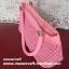 กระเป๋าถือเชือกร่มลายหวาย รหัสPB005 ก้นกระเป๋า 10x30ซม. สูง 21ซม. thumbnail 7