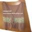 เสื้อคลุมโครเชต์ #44-002 รอบอก74ซม.ยาว52ซม.วงแขน38ซม. thumbnail 1