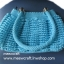 กระเป๋าถือเชือกร่ม รหัสPB008 ก้นกระเป๋า 9x26ซม. สูง 21ซม. thumbnail 7