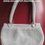กระเป๋าถือเชือกร่มหยดน้ำ รหัสPB002 ก้นกระเป๋า 8x24ซม. สูง 19ซม. thumbnail 6