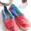 รองเท้าผ้าใบ รองเท้าลำลอง รองเท้าผ้าใบลำลอง ไซส์35-39 thumbnail 1