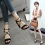 รองเท้าแฟชั่นผู้หญิง รองเท้าแตะแบบสวม รองเท้าหุ้มส้น รองเท้าส้นสูง รองเท้าบูท thumbnail 1