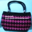 กระเป๋าถือเชือกร่ม รหัส90-005 ก้นกระเป๋า 10x27ซม. สูง 24ซม. thumbnail 3