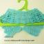 """ปกเสื้อโครเชต์ รหัสCRR009 ขนาด3.5""""x23"""" thumbnail 2"""