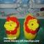 รองเท้าเด็ก #77-004 ขนาด 7ซม. thumbnail 2