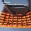 กระเป๋าถือเชือกร่ม รหัสPB009 ก้นกระเป๋า 9x26ซม. สูง 20ซม. thumbnail 5