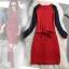 เสื้อแฟชั่นผู้หญิง เสื้อแฟชั่นสไตล์เกาหลี S M L XL thumbnail 1