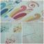 55050 การ์แต่งงานสี่เหลี่ยมจัตุรัส 3 พับ มี 3สี(ฟ้า,ชมพู,ครีม) thumbnail 1
