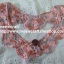 """ปกเสื้อโครเชต์ รหัส 05-012 ขนาด2.2""""x25"""" thumbnail 2"""