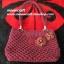 กระเป๋าถือเชือกร่ม รหัสPB021 ก้นกระเป๋า 9x 24ซม. สูง 22ซม. thumbnail 9