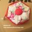 """กระเป๋าสตางค์ 6 แฉกแบบ 2 สี ขนาด 3.7"""" #099-073 thumbnail 2"""