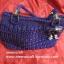 กระเป๋าถือเชือกร่ม รหัสPB014 ก้นกระเป๋า 9x27ซม. สูง 20ซม. thumbnail 2
