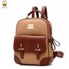 กระเป๋าเป้ Beibaobao รุ่น 2014-33 (สีน้ำตาล)