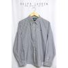 เสื้อเชิ้ตทำงานมือสอง RALPH LAUREN ไซส์ XL