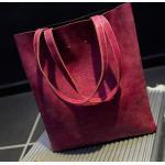 กระเป๋าสะพายข้าง กระเป๋าถือ ผู้หญิง ทรงแบน สี่เหลี่ยม กระเป๋าหนัง สีพื้น สีแดง สาวเปรี้ยว กระเป๋าใส่เครื่องสำอางค์ ขนาดกำลังดี 775786_4