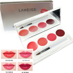 Laneige Serum Intense Lipstick 4 Color Lip Palette 1gx4