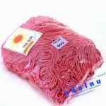 เชือกร่ม (500 กรัม) #909 (สีชมพู ดิ้นทอง)