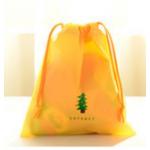 สีเหลือง 20.7x23.8 : ถุงหูรูด ลายน่ารักสำหรับ ใส่ของแยกเป็นสัดส่วน ตอนเดินทาง