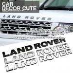 LAND ROVER - สีเงินเงา