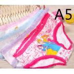 กางเกงในเด็ก Set 6 ตัว เนื้อผ้า Cotton ลายเจ้าหญิง สโนไวท์ no 34645_a5