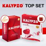 สั่งซื้อ เซ็ตคู่ คาลิปโซ่ แคป Kalypzo Cap 1 กล่อง + คาลิปโซ่ ชง 1 กล่อง