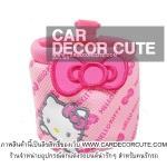 Hello kitty pink pettern ถุงใส่ของ