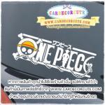 ONE PIECE - สติกเกอร์ตกแต่งรถยนต์ ลายวันพีช