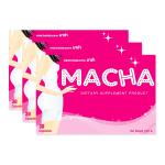 สั่งซื้อ Macha ลดน้ำหนัก เซ็ต 3 กล่องๆละ 620 บาท