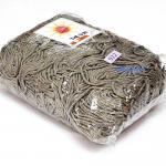 เชือกร่ม (500 กรัม) #922 (สีเทาอ่อน ดิ้นทอง)