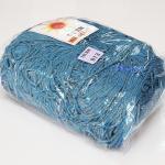 เชือกร่ม (500 กรัม) #913 (สีฟ้าเข้ม ดิ้นทอง)