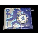 กระเป๋าสตางค์ผู้ชาย ลายทีมฟุตบอล Chelsea หนัง pu อย่างดี กันน้ำได้ ลาย 3 มิติ ตัวนูน สีฟ้า สวยเท่ ของขวัญให้แฟน สุดหรู 87250_4