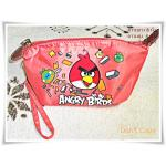 กระเป๋าซิป เกมส์ angry bird นกโกรธ สีโอรส