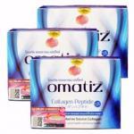 สั่งซื้อ Omatiz Collagen Peptide เซ็ต 3 กล่องๆละ 400 บาท