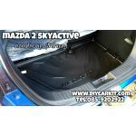 ถาดท้ายรถ Mazda2 SkyAvtive 5ประตู