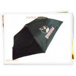 ร่มพับได้ ร่มกันแดด กันฝน Angry Bird สีดำ