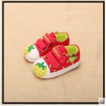 รองเท้าเด็ก *กรุณาระบุความยาวเท้าเด็กที่หมายเหตุ*ตอนสั่งซื้อ-มีไซต์สั่งได้ 18-23