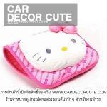 Hello kitty pink pettern หมอนคอ (เหลือแค่ 1 ชิ้น)