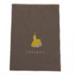 สีเทาเข้ม 24x25 : ถุงซิปล๊อก ลายน่ารักสำหรับใส่ของ แยกเป็นสัดส่วน ตอนเดินทาง