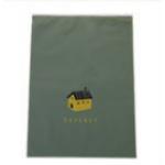 สีเขียวเข้ม 28x40 : ถุงซิปล๊อก ลายน่ารักสำหรับใส่ของ แยกเป็นสัดส่วน ตอนเดินทาง