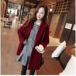 SIZE L : เสื้อโค้ทกันหนาว สไตล์เกาหลี ทรงสวย Classic