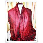 ผ้าพันคอ ผ้าไหม แท้ Fendi