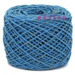 #S-004 (สีฟ้าเข้ม ดิ้นทอง)